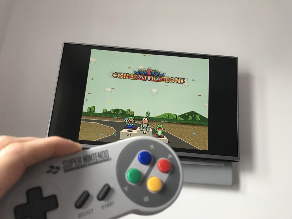 Super Nintendo Classic Mini 1