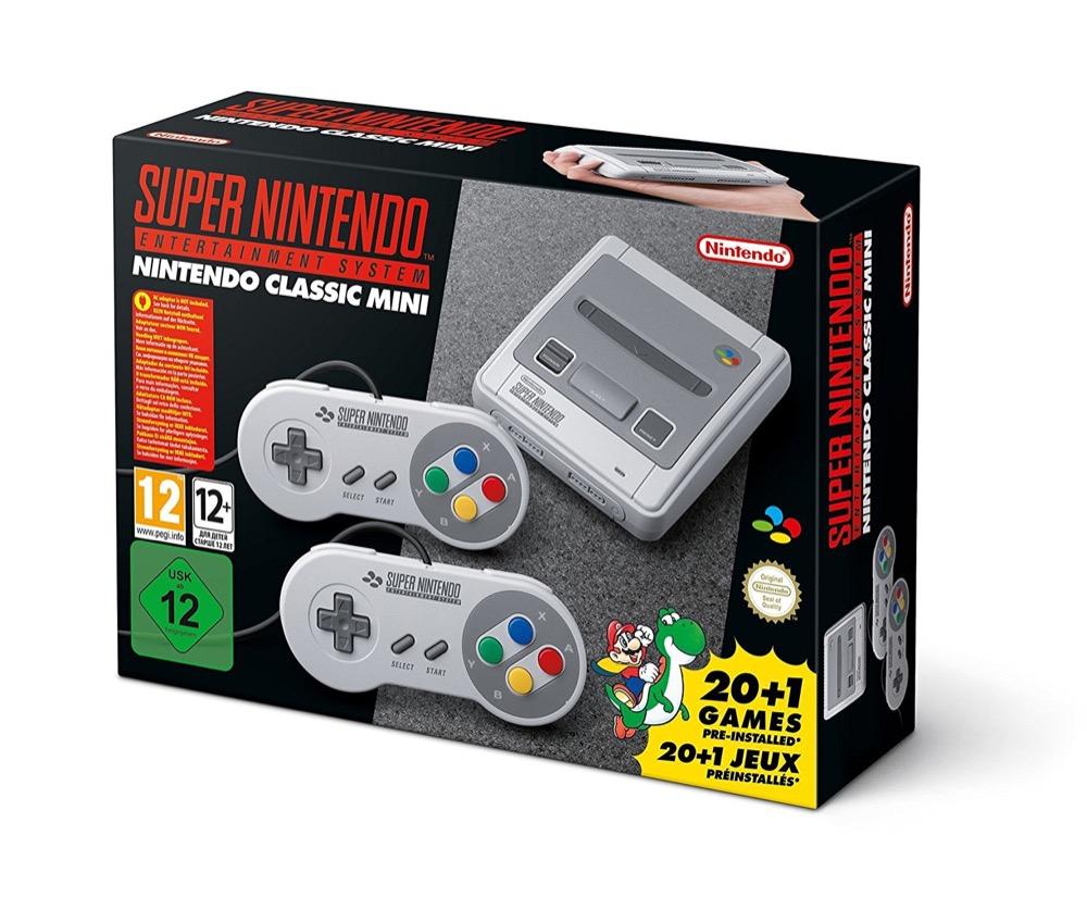 Super Nintendo Classic Mini 2