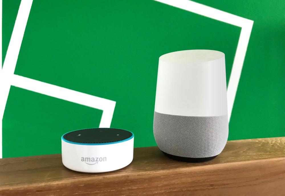 TorAlarm bei Alexa Notifications und Google Assistant