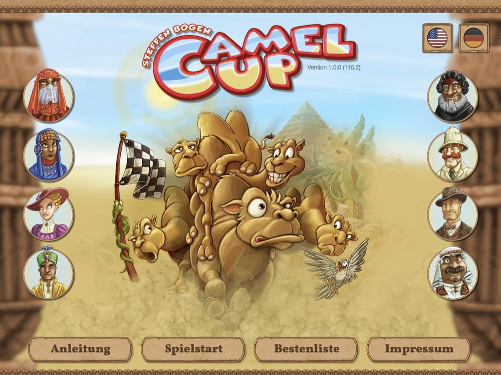 camel up ipad