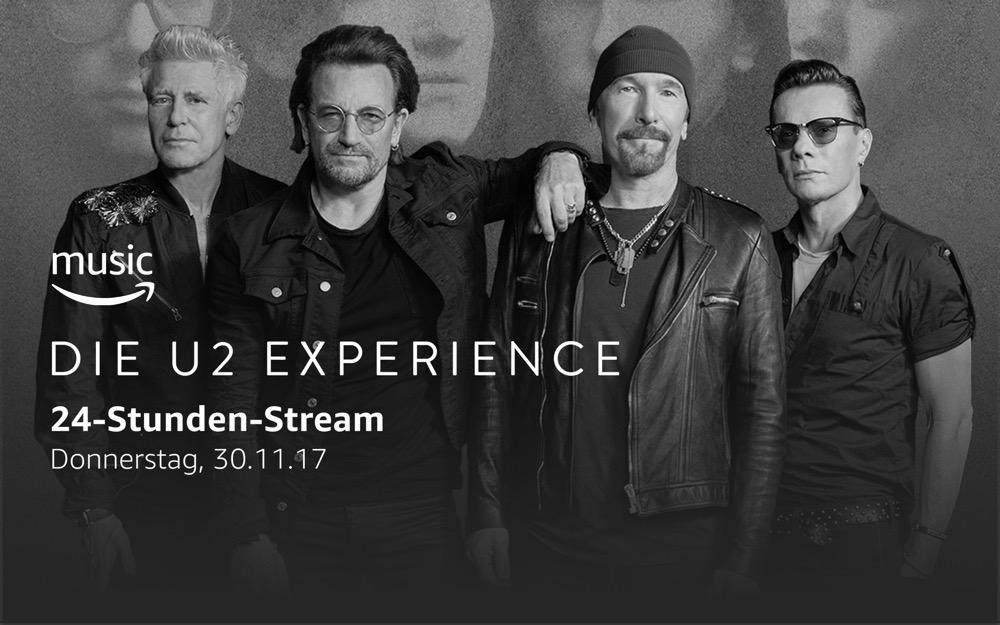 Amazon Music_U2 Experience