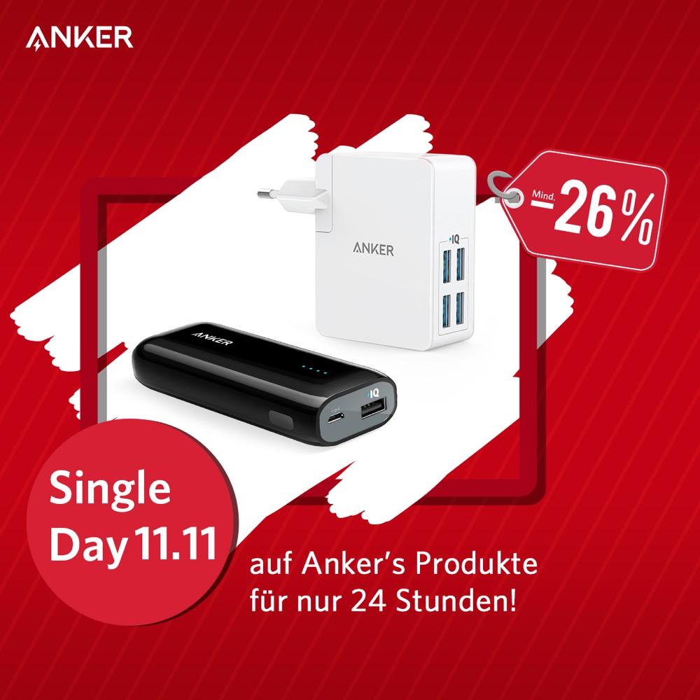 Anker Single Day