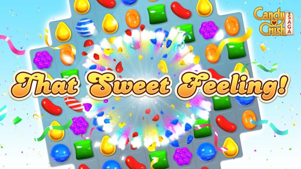 Candy Crush Jahrestag