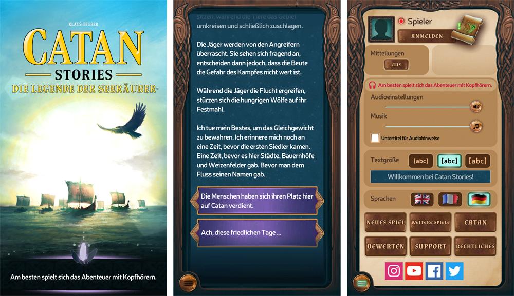 Catan Stories