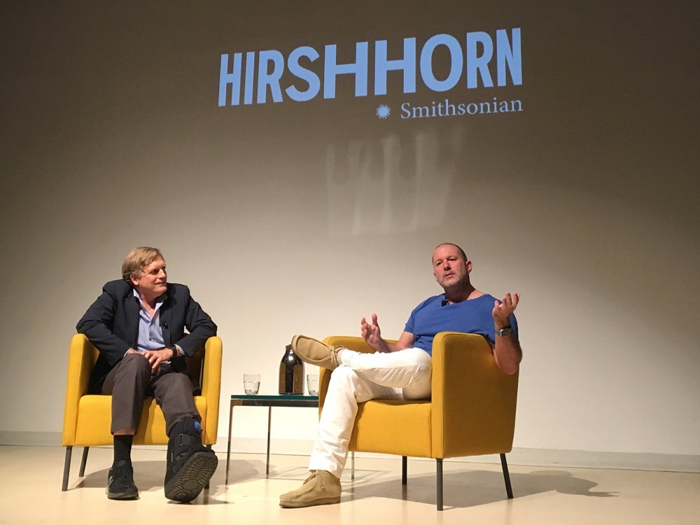 Jonathan Ive Interview