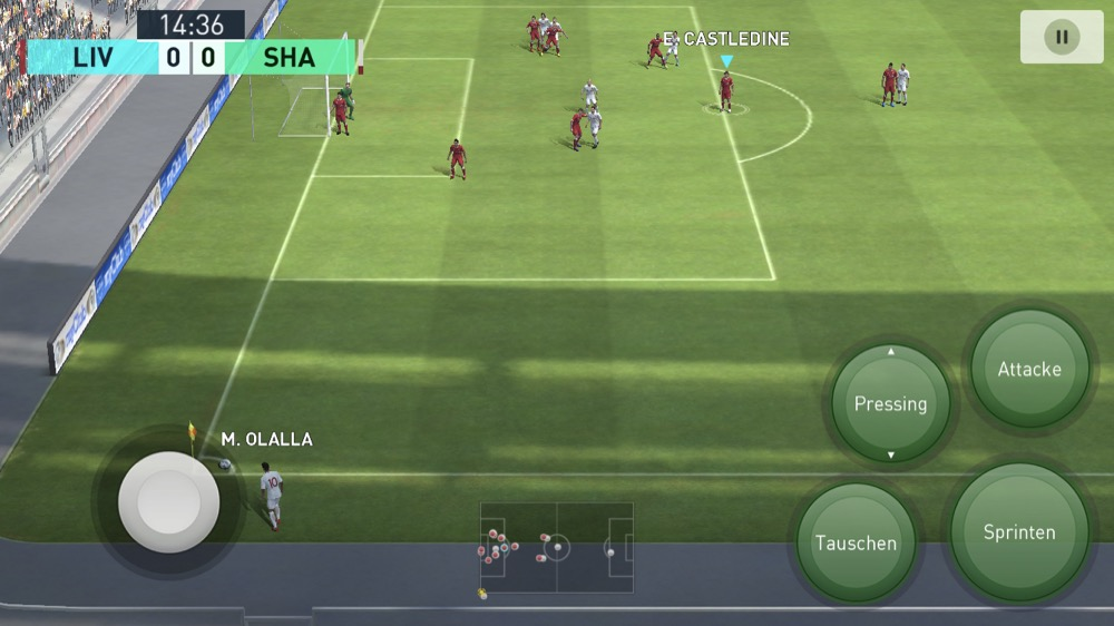 Pro Evolution Soccer 2018 2