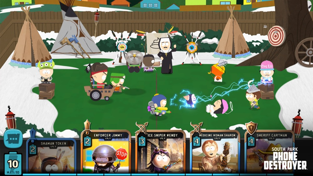 South Park Phone Destroye PVP