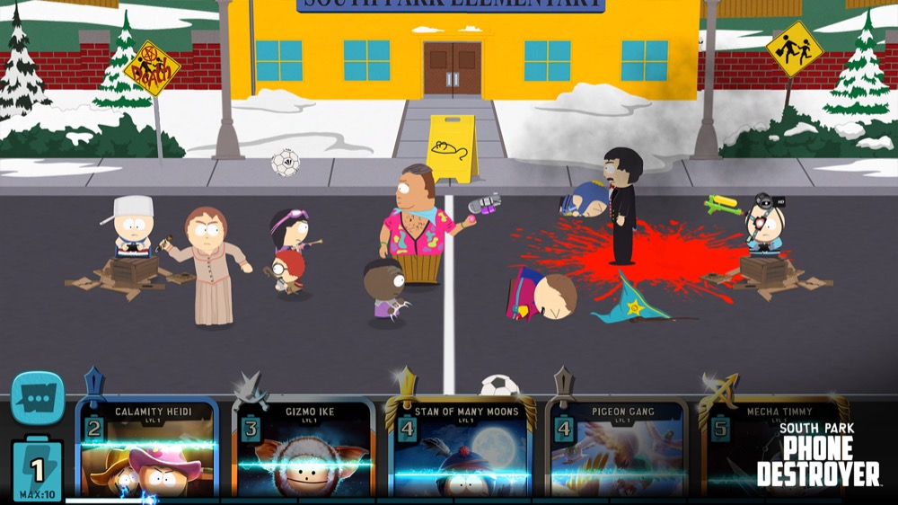 South Park Phone Destroye duell