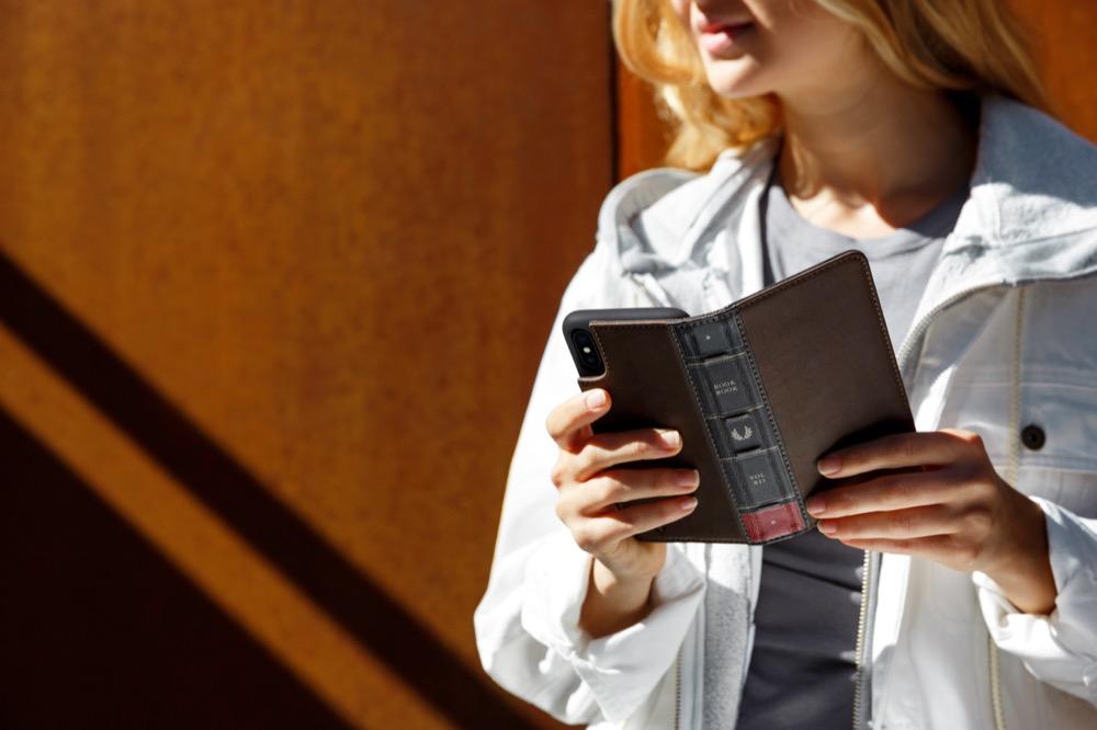 iphone x bookbook