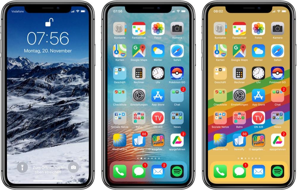 iphone x walpaper