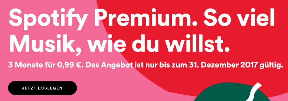 Spotify Premium 3 Monate