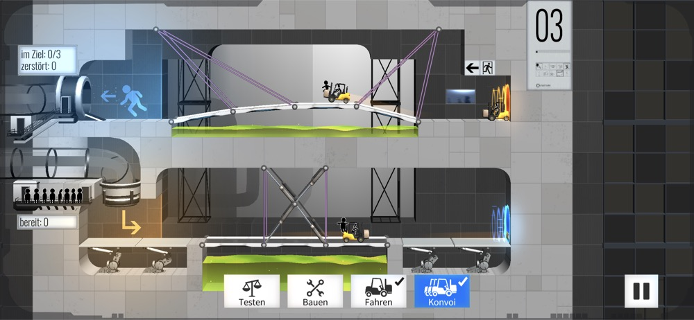 Bridge Constructor Portal 1
