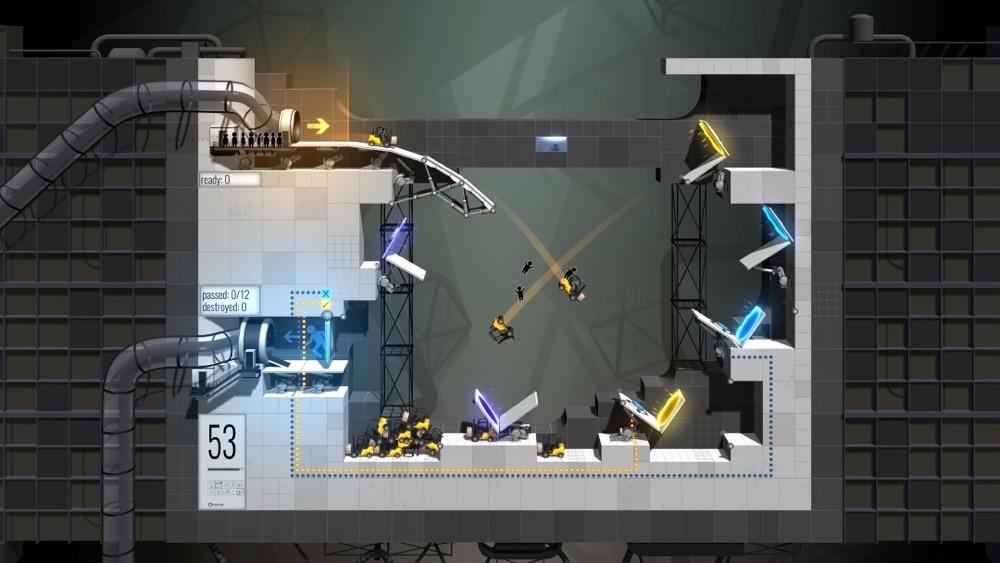 Bridge Constructor Portal 2