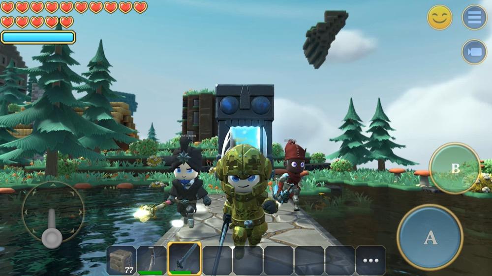 Portal Knights multiplayer