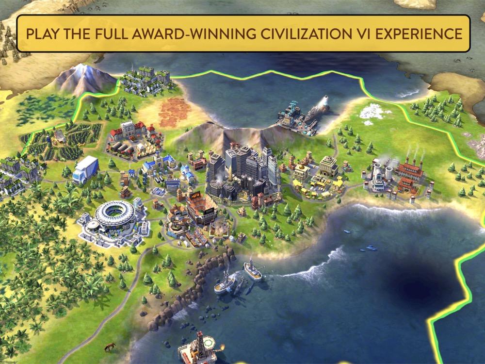 Sid Meiers Civilization VI ipad por