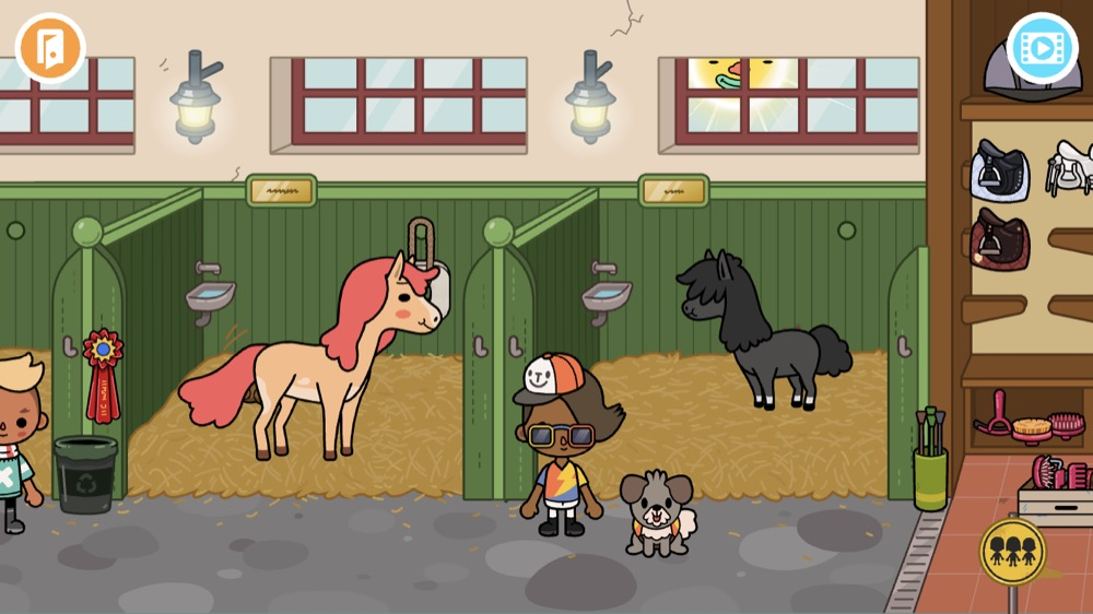 Toca Life Stable 2
