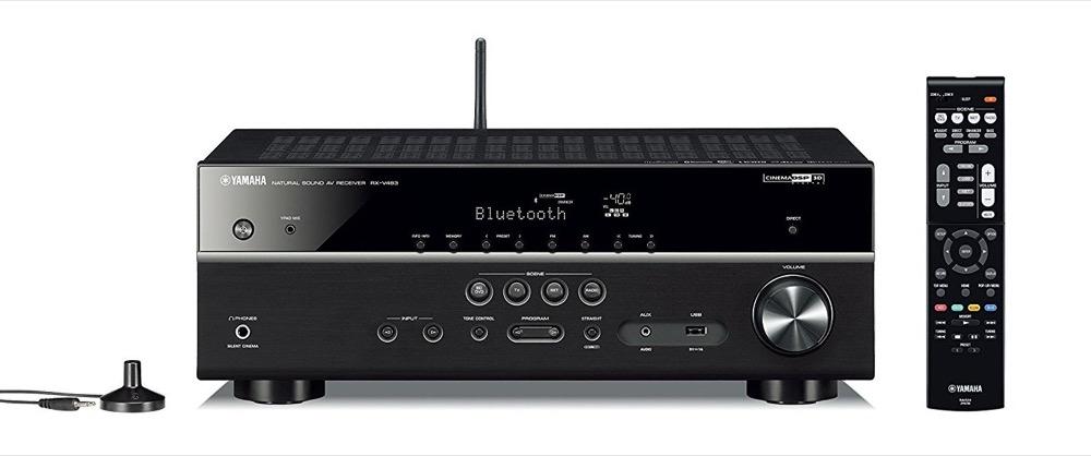 Yamaha MusicCast Receiver
