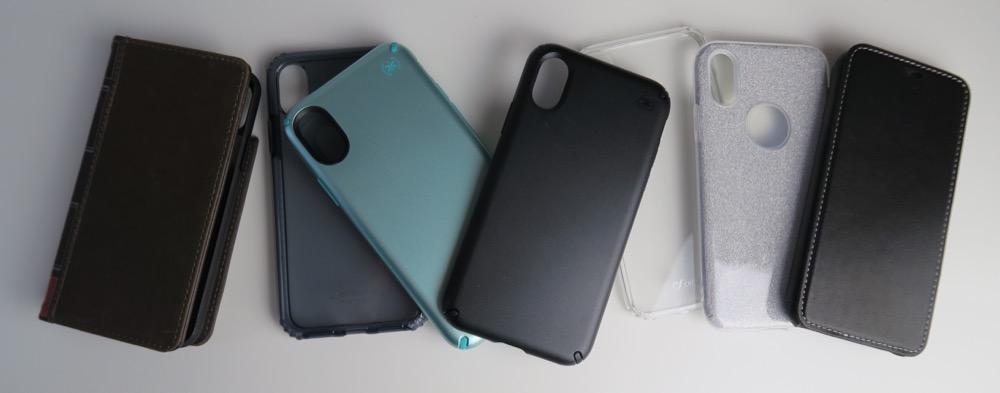 iphone x cases test