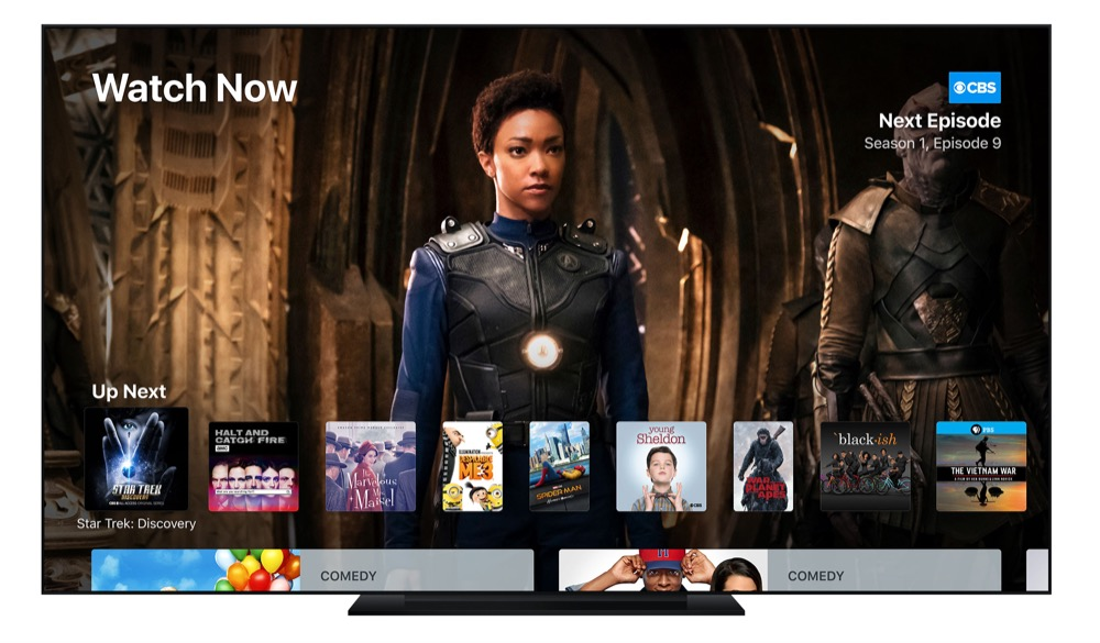 tv app apple tv