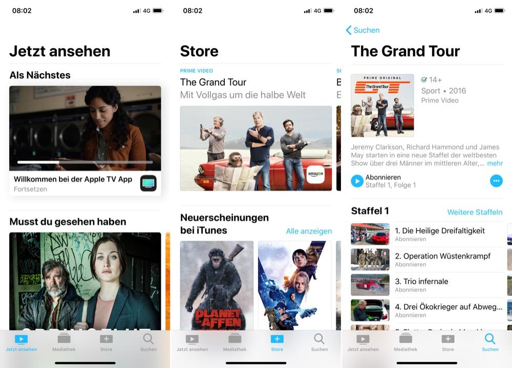 tv app ios