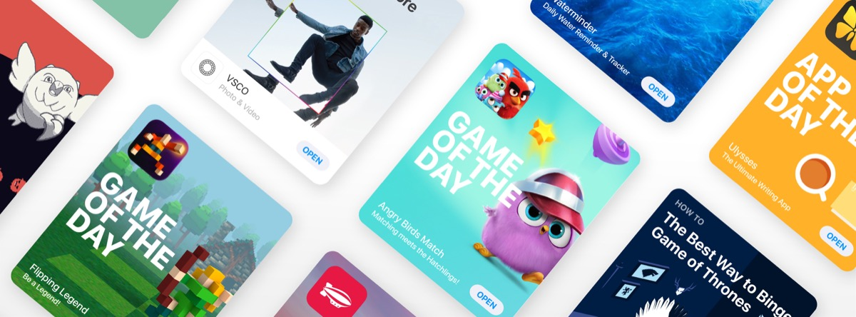 App Store Banner