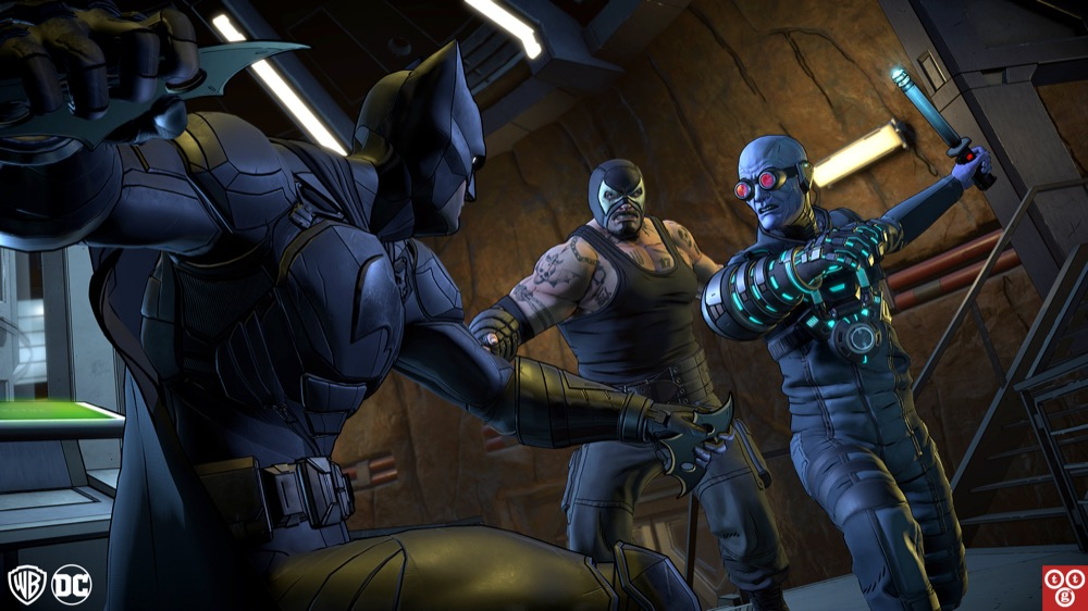 Batman The Enemy Within 1