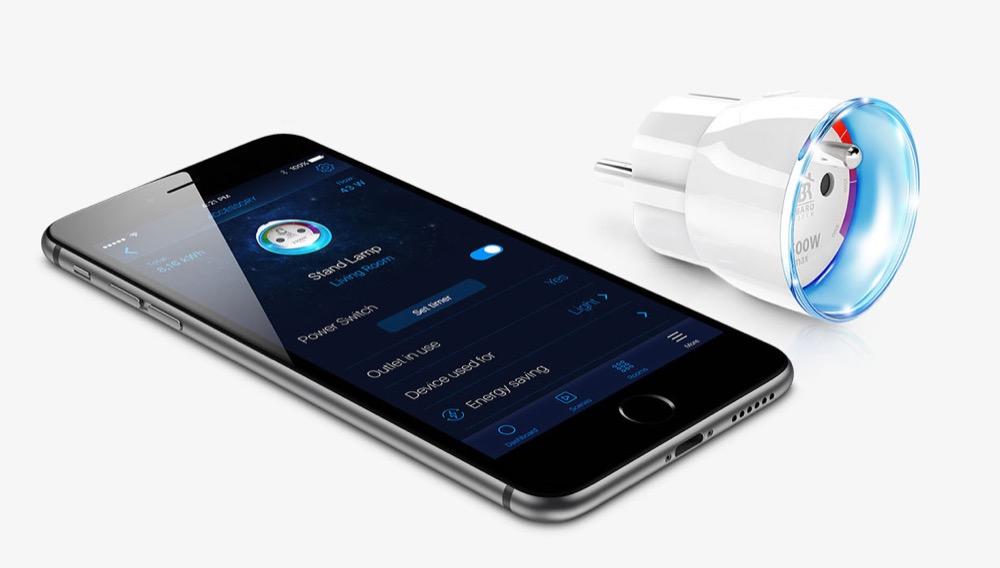 Fibaro Wall Plug HomeKit App