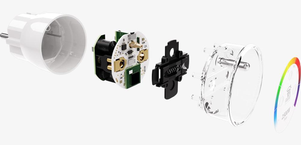 Fibaro Wall Plug HomeKit Technik