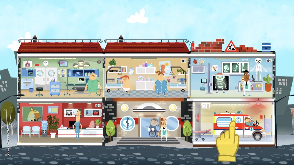 Kleines Krankenhaus 1