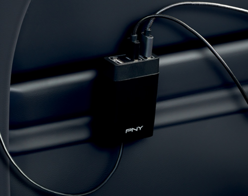 PNY Family Car Charger 2