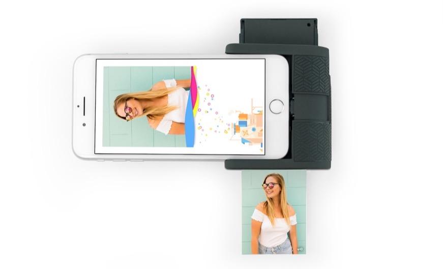 Prynt Pocket iphone