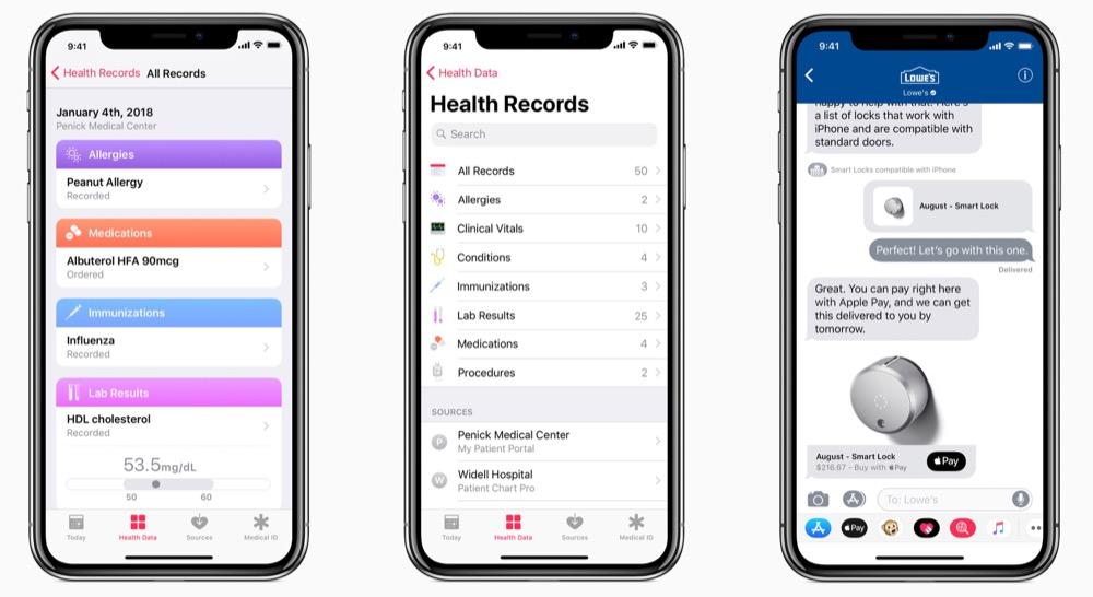 iOS 11.3 Neuerungen