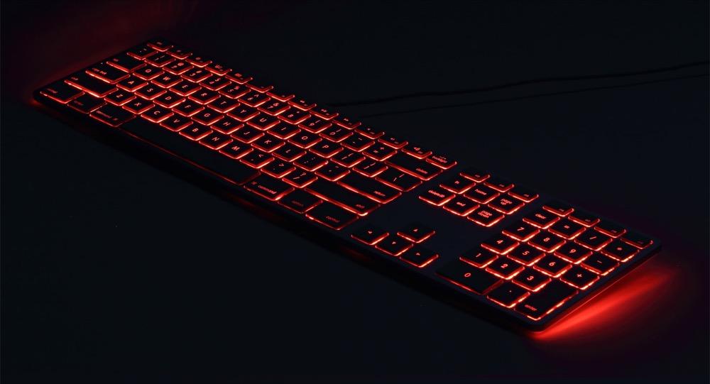 matias rbg tastatur rot