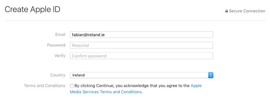 App Store Ireland