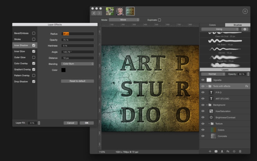 Artstudio Pro Mac