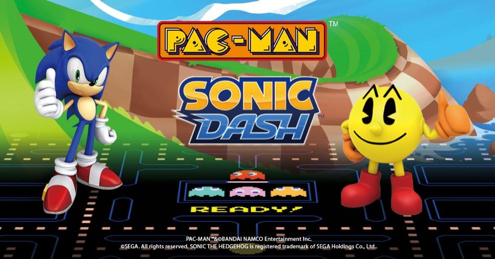 PACMAN Sonic Dash