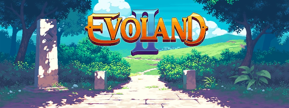 evoland 2 poster
