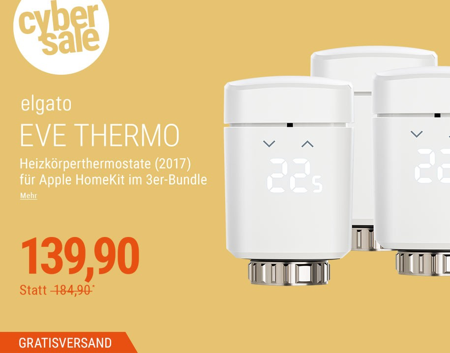 Cybersale Eve Thermo
