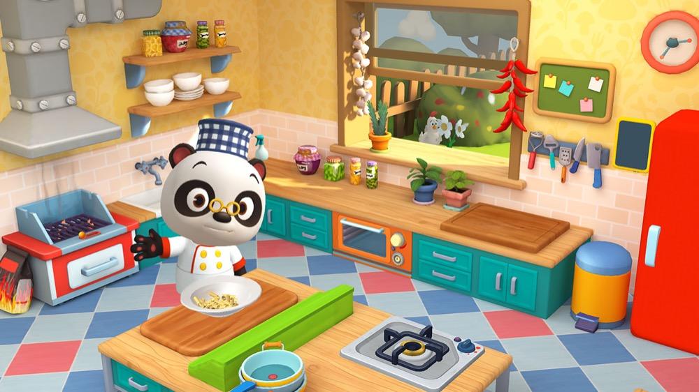 Dr Panda Restaurant 3 ios