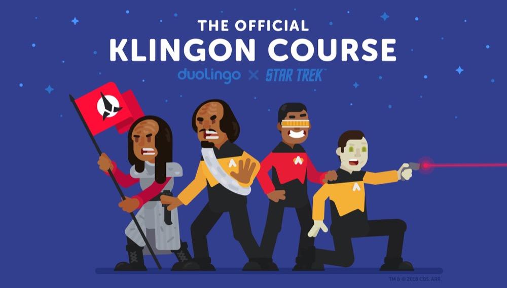 Duolingo Klingonisch 1
