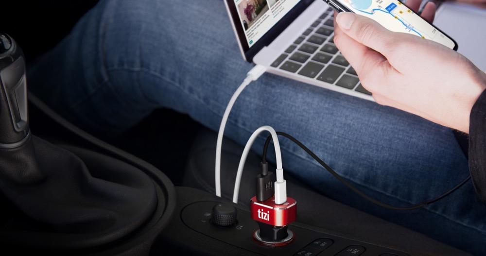 Equinux Tizi Turbolader Macbook