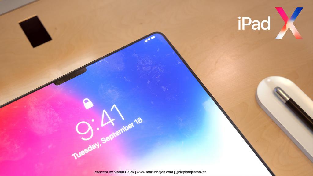 Martin Hajek iPad X 1
