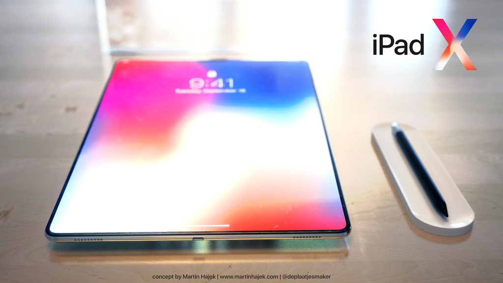 Martin Hajek iPad X 2
