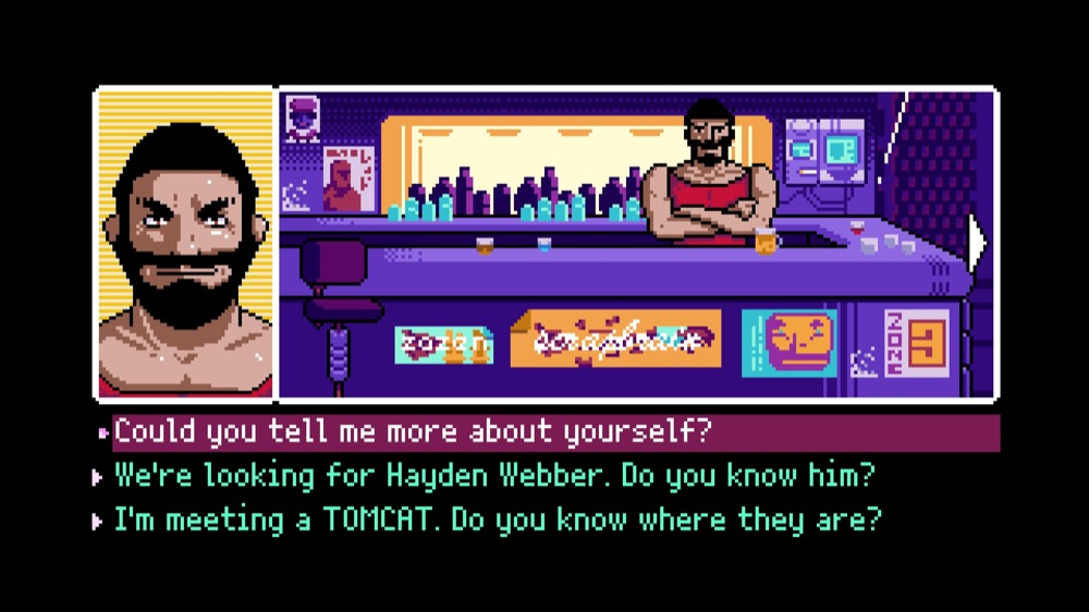 Read Only Memories 1