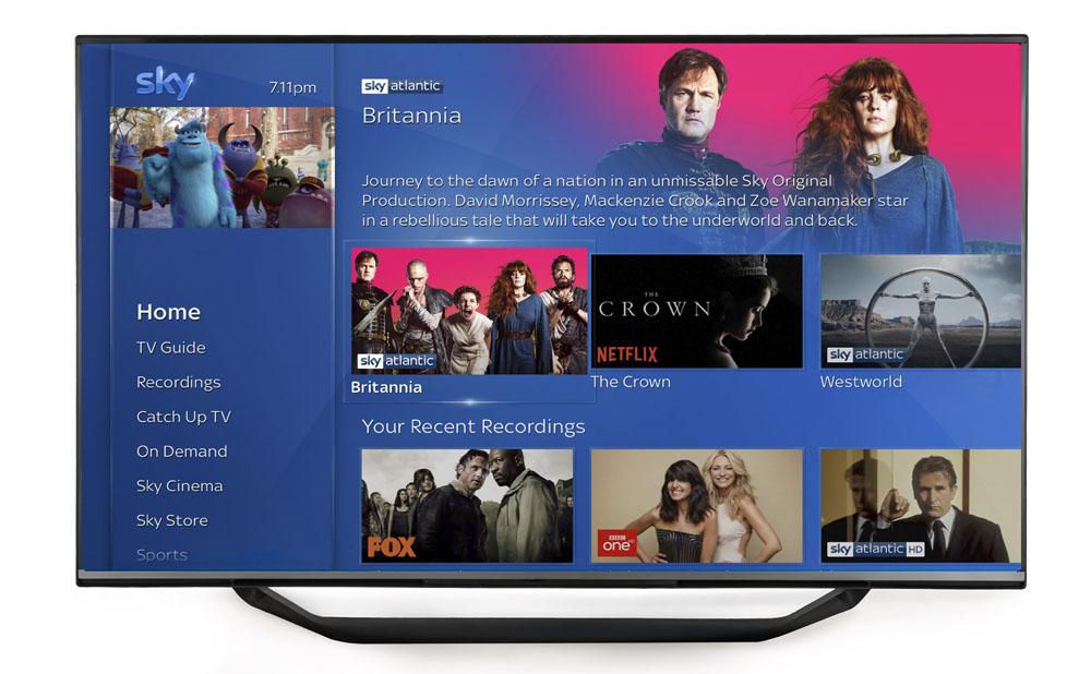 Sky Netflix
