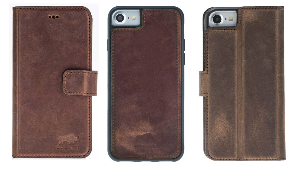 Solo Pelle Magic Wallet iPhone 8 2