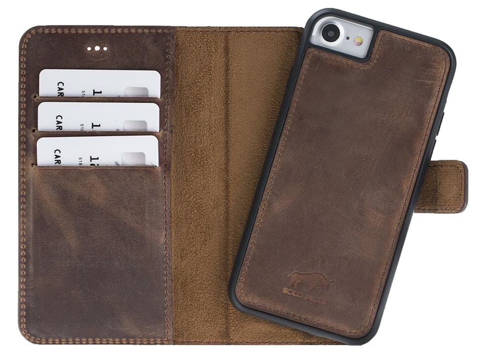 Solo Pelle Magic Wallet iPhone 8