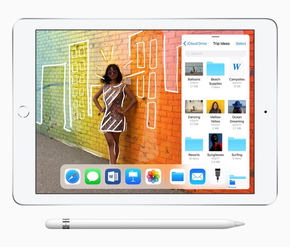iPad 2018 3
