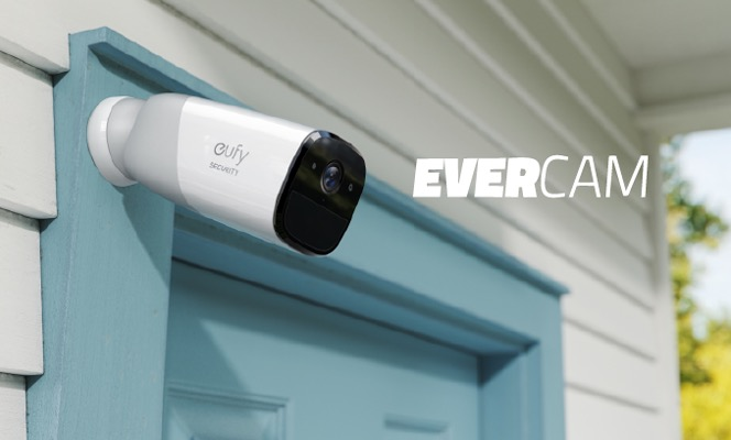 Eufy Evercam Lifestyle