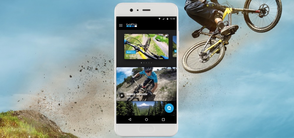 GoPro iOS App